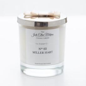 Nº 02 Miller Hart Handmade Soy Blend Candle