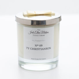 N° 09 Ty Christianson Handmade Soy Blend Candle