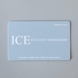Membership To ICE