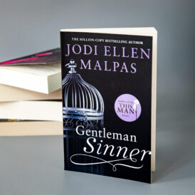 Gentleman Sinner Autographed Paperback (UK Edition)