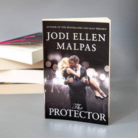 The Protector Autographed Paperback (UK Edition)