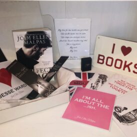 The I ❤️ Books Autographed Gift Box