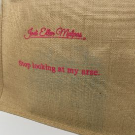 Stop Looking At My Arse – Large Shopper Bag