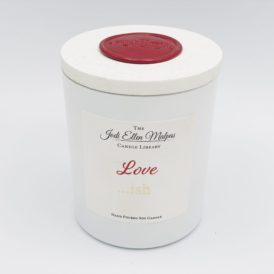 Love . . . Ish Soy Blend Candle