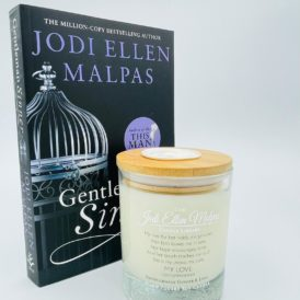 Theo's Poem – Gentlemanly Ginger & Lime Soy Blend Candle