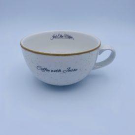 Coffee With Jesse Chunky Coffee Cup