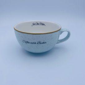 Coffee With Becker Chunky Coffee Cup