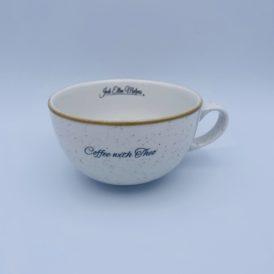Coffee With Theo Chunky Coffee Cup