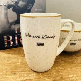 Tea With Danny Stonecast Mug