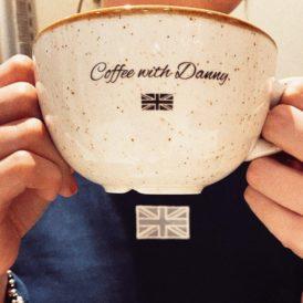 Coffee With Danny Chunky Coffee Cup