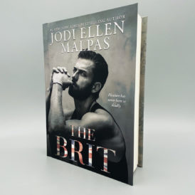 The Brit Limited Edition Autographed Hardback