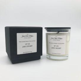 MINI Jake Sharp Soy Blend Candle