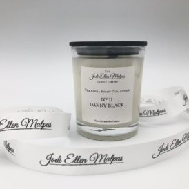 MINI Danny Black Soy Blend Candle
