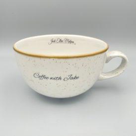 Coffee With Jake Chunky Coffee Cup
