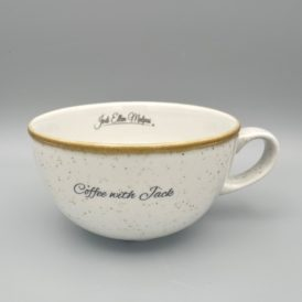 Coffee With Jack Chunky Coffee Cup