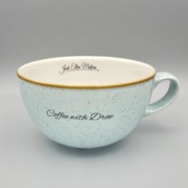 Coffee With Drew Chunky Coffee Cup