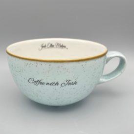 Coffee With Josh Chunky Coffee Cup