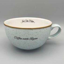 Coffee With Ryan Chunky Coffee Cup
