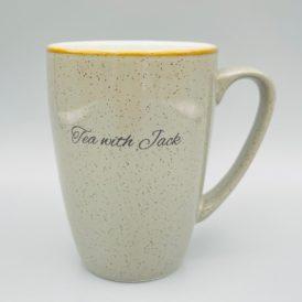 Tea With Jack Stonecast Mug