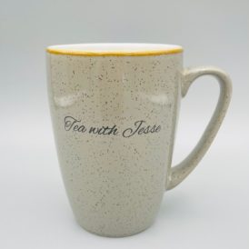 Tea With Jesse Stonecast Mug