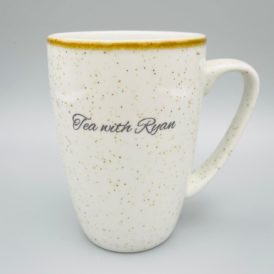 Tea With Ryan Stonecast Mug