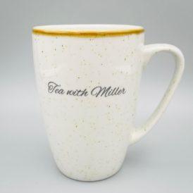 Tea With Miller Stonecast Mug