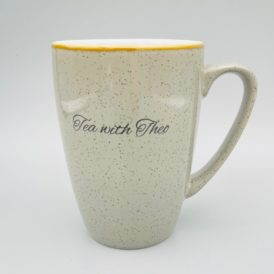 Tea With Theo Stonecast Mug