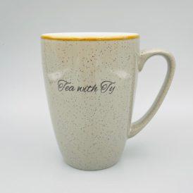 Tea With Ty Stonecast Mug