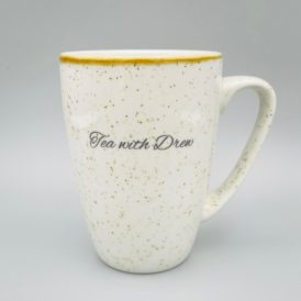 Tea With Drew Stonecast Mug