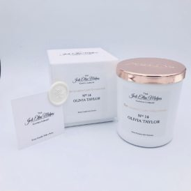 LUXE Edition – Nº14 Olivia Taylor Handmade Soy Blend Candle