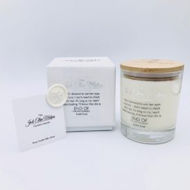 LUXE Edition – REAL Lost Lily Handmade Soy Blend Candle