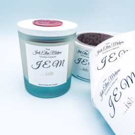 JEM…ish Special Edition Handmade Soy Blend Candle