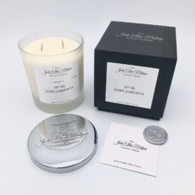 LUXE Edition – Nº06 Josh Jameson Handmade Soy Blend Candle