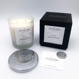 LUXE Edition – Nº04 Drew Davies Handmade Soy Blend Candle