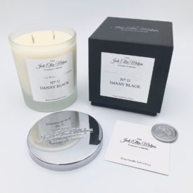 LUXE Edition – Nº11 Danny Black Handmade Soy Blend Candle