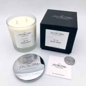 LUXE Edition – Nº01 Jesse Ward Handmade Soy Blend Candle