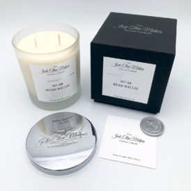 LUXE Edition – Nº08 Ryan Willis Handmade Soy Blend Candle