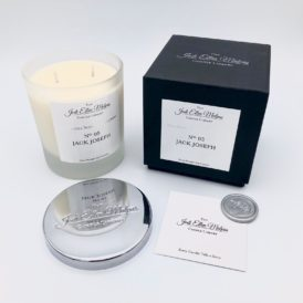 LUXE Edition – Nº05 Jack Joseph Handmade Soy Blend Candle
