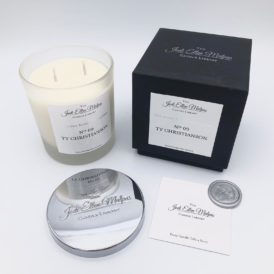 LUXE Edition – Nº09 Ty Christianson Handmade Soy Blend Candle