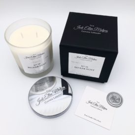 LUXE Edition – Nº10 Becker Hunt Handmade Soy Blend Candle