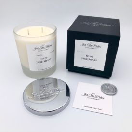 LUXE Edition – Nº03 Jake Sharp Handmade Soy Blend Candle