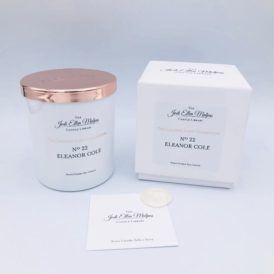 LUXE Edition – Nº22 Eleanor Cole Handmade Soy Blend Candle